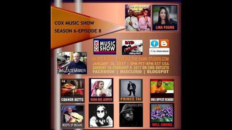 Cox Music Show, Season 6 - Episode 8, BTD radio