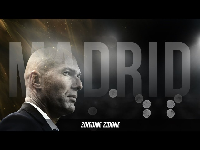 Real Madrid Zinedine Zidane - The Fastest Counter Attack 2016 | 1080p HD