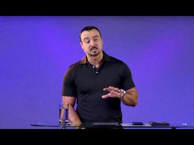 Пастор Андрей Шаповалов Тема: Как распознать дух Иезавели