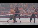 Гробовщик и Батиста vs Джон Сина и Шон Майклз, WWE Monday Night RAW 26.03.2007