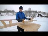 станок для подготовки лыж