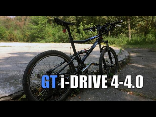 обзор велосипеда GT i-drive 4-4.0