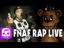 Five Nights at Freddy's Rap LIVE by JT Music - Five Long Nights