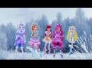 Отрывок из мультика Эвер афтер хай Холодная зима (песня Кристал на русском)