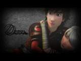 Hiccup and Astrid ~