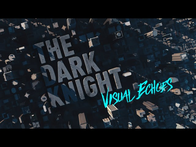 The Dark Knight: Visual Echoes