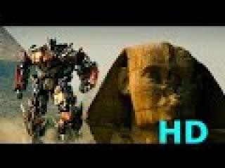 Optimus Prime vs. Megatron The Fallen - Transformers: Revenge Of The Fallen Movie Clip Blu-ray HD