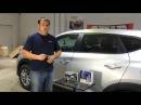 Pandora DX50 и Pandect IS570 на Hyundai Tucson 2016