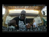 Carl cox classic mix in Ibiza
