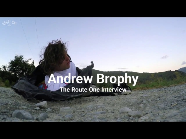 Andrew Brophy on Girl: Route One Exclusive Interview