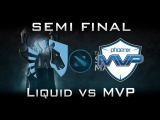 Liquid vs MVP - Semi Final Shanghai Major Highlights Dota 2