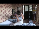 Жена моряка наводит порядок в кровати после пьяного секса с мужем