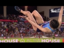 Mariya Lasitskene 2.05 to win the Womens High Jump - IAAF Diamond League Monaco 2017