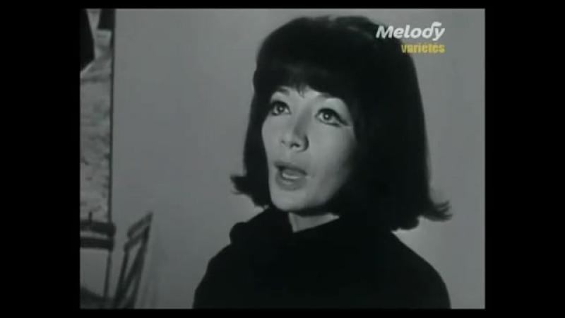 Juliette Greco / Жюльетт Греко - Sings Sous le ciel de Paris