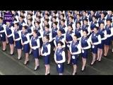 Интересно знать. Как стать стюардессой в Китае