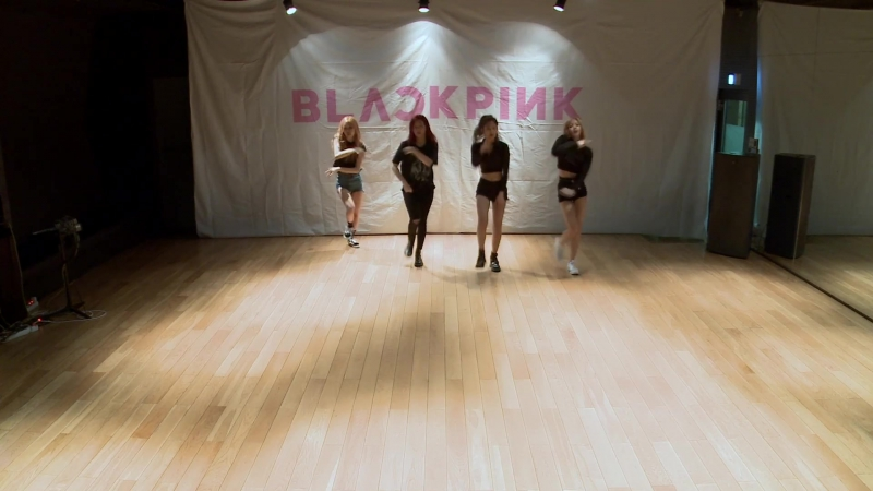 [vk] BLACKPINK - '불장난(PLAYING WITH FIRE)' DANCE PRACTICE VIDEO