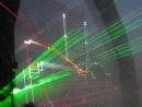 Лазерное шоу на день города 2017
