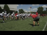Ohio State Football- Training Camp Highlight (Pre-Bowling Green)