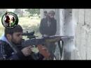 18 СИРИЯ. Пуля в голову от снайпера-подборка.