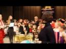 Гран-при фестиваля - коллектив Шторм с танцем Русская рать