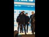 [FC|VK][18.01.2017] Taking photos @ GLOBAL V LIVE TOP 10