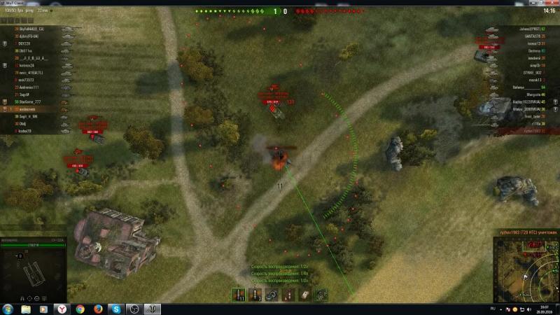 СУ-122А снова в деле!