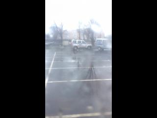 Видео из Заводского РУВД после того как людей продержали более 5 часов без объяснения причин. подвезли  до метро...