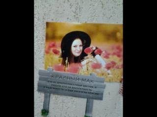 на 8 марта Оля и Богдана сделали на работе нам вот такую красоту