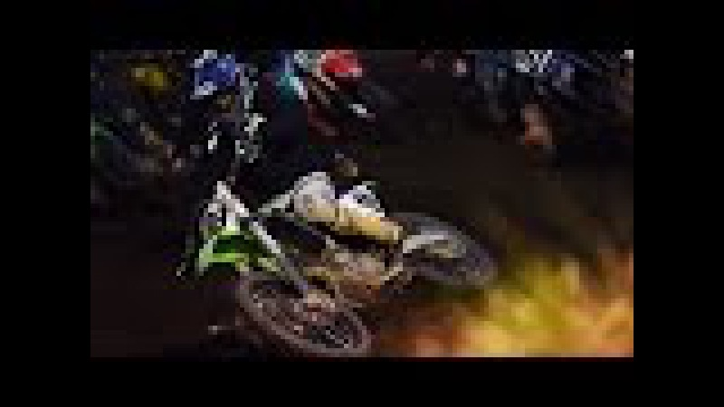 HELMET CAM Battles At Malvern MX feat. Tony Usko