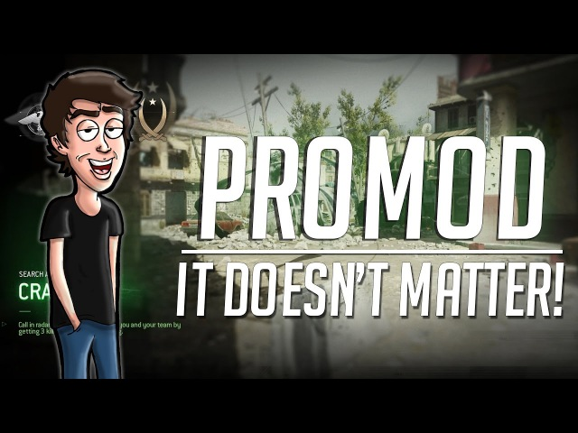 CoD4 Remastered - ProMod Doesn't Matter