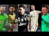 TOP 100+ GoalKeeper Saves 2016/2017 - Buffon, Navas, Neuer, de Gea, Donnarumma and others