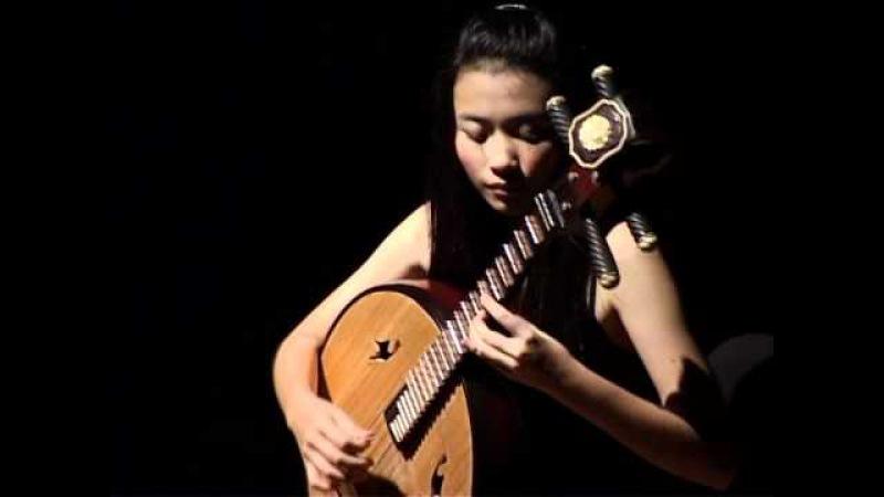 Sleeping Lily 睡莲——中阮独奏 (新加坡阮咸印象室内乐团)