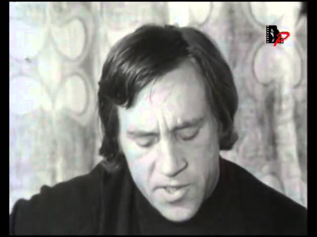 Владимир Высоцкий Песня акына (на стихи Андрея Вознесенского)