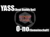 YASS(Beat Buddy Boi) vs O-no(Gemeinschaft)  FINAL   DANCE@LIVE 2017 HIPHOP KANTO vol.5