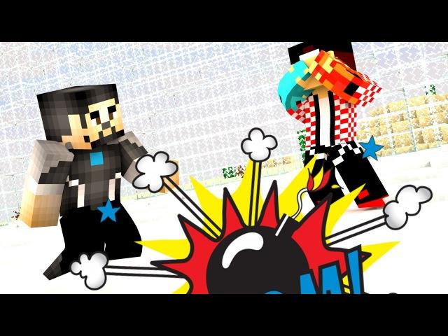 ФИНАЛ. ФРОСТБОЛ В ТЮРЯГЕ. КУБ, КОТОРЫЙ ВЗОРВАЛ НАШ МИР! (Смертельный Minecraft 12)