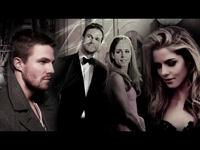 Oliver Felicity ❉Ты больше не моя❉