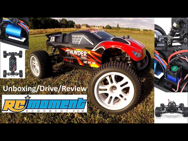 ZD Racing NO.9104 Thunder ZTX-10 2.4GHz 4WD 1/10 Scale RTR