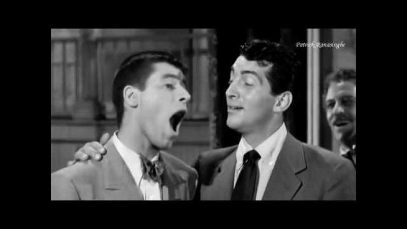 Dean Martin Jerry Lewis That's Amore » Freewka.com - Смотреть онлайн в хорощем качестве