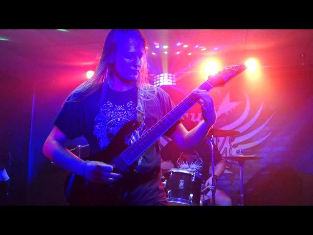 Тринадцатый Бубен - Заговор (Live at Barvy club, Kiev, 30.08.2016)