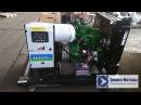 Дизельная электростанция AKSA AJD-45 (32 кВт) открытая
