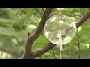 江戸風鈴でガーデン飾る 十勝千年の森で特別企画