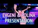 Evgeni Smagin Polina Kazatchenko | Presentation Rumba | World Championship 2016