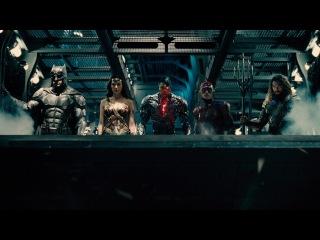 #ILMovieTrailers: Первый трейлер фильма «Лига справедливости» / Justice League