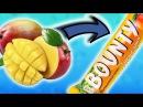 3 Гигантских БАУНТИ МАНГО. Как сделать BOUNTY Райское Манго дома?