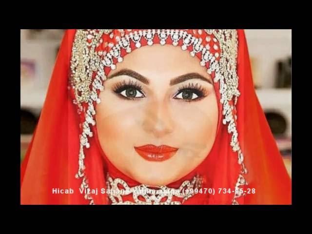 Hicab Baglama qaydasi Toy ve Nisan Hicablari ( Hijab-Vizaj- Sahane ) (Hijab Tutorial Wisuda) » Freewka.com - Смотреть онлайн в хорощем качестве