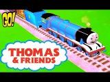 Томас и его Друзья играем за новый паравозик Гордон в замке с Приведениями откры...