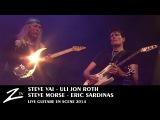 Steve Vai, Steve Morse, Uli Jon Roth &amp Eric Sardinas
