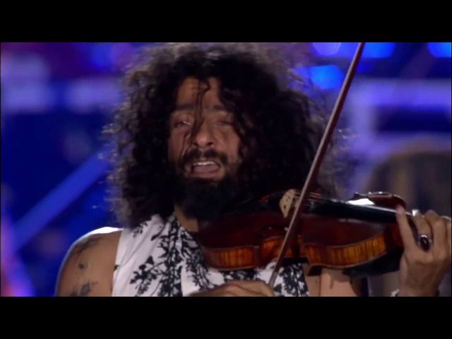 Ara Malikian Bourj hammoud Live at Santiago Bernabéu Stadium