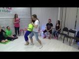 Zouk Teachers Crazy Jam @Ilia&ampLidia @ Ipanema dance studio Novosibirsk  15042017