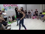 Zouk Teachers Crazy Jam Part XII @ Ipanema dance studio Novosibirsk  15042017